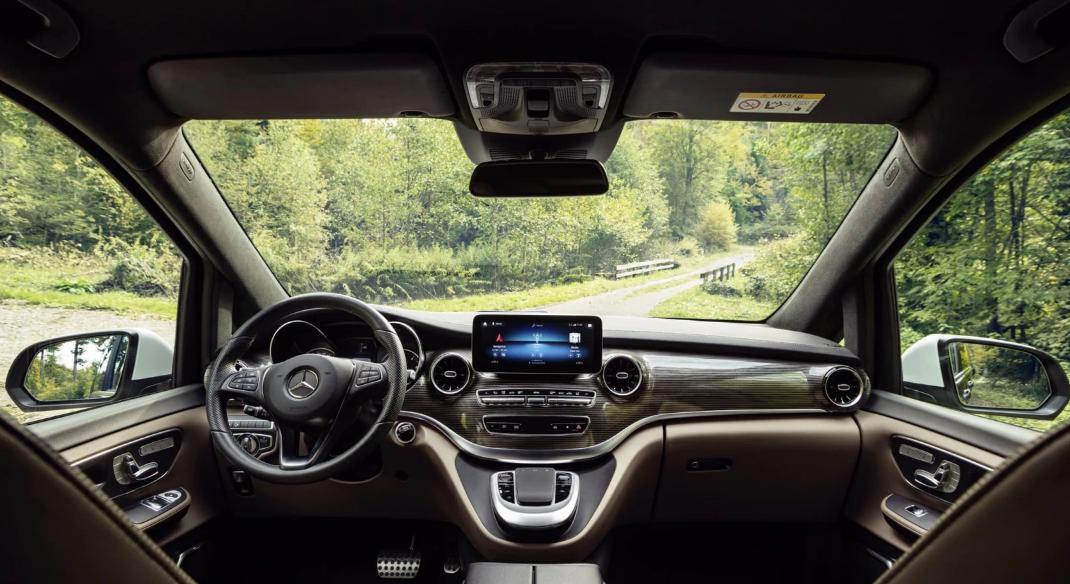 Mercedes-Benz V-Class Van